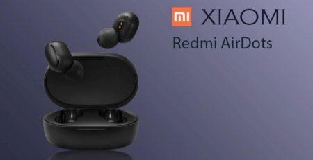 Bluetooth-наушники Xiaomi Redmi AirDots